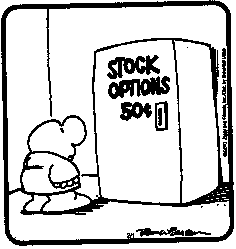 Aem stock options